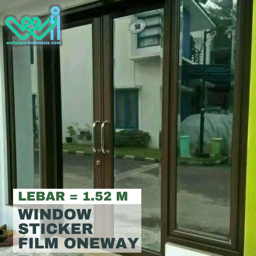 Window Sticker Film OneWay - 80%