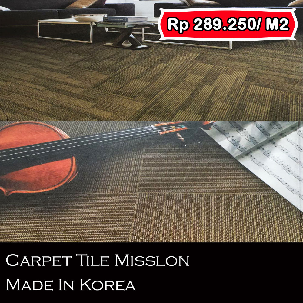Karpet Tile Misslon