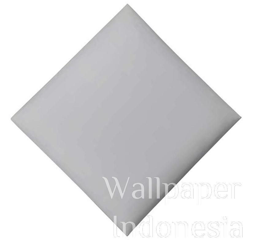 WALLPANEL HEADBOARD STICKER 101 WHITE FULL