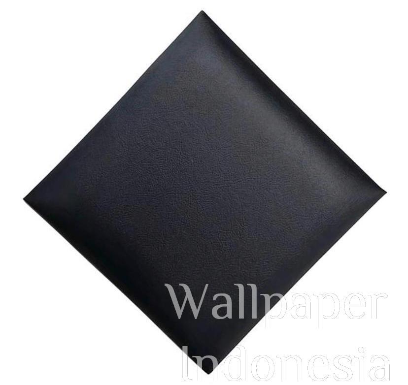 WALLPANEL HEADBOARD STICKER 104 BLACK FULL