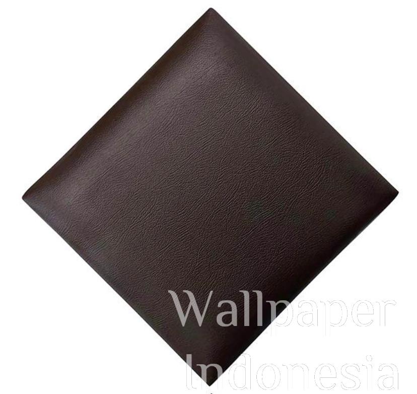 WALLPANEL HEADBOARD STICKER 105 BROWN FULL
