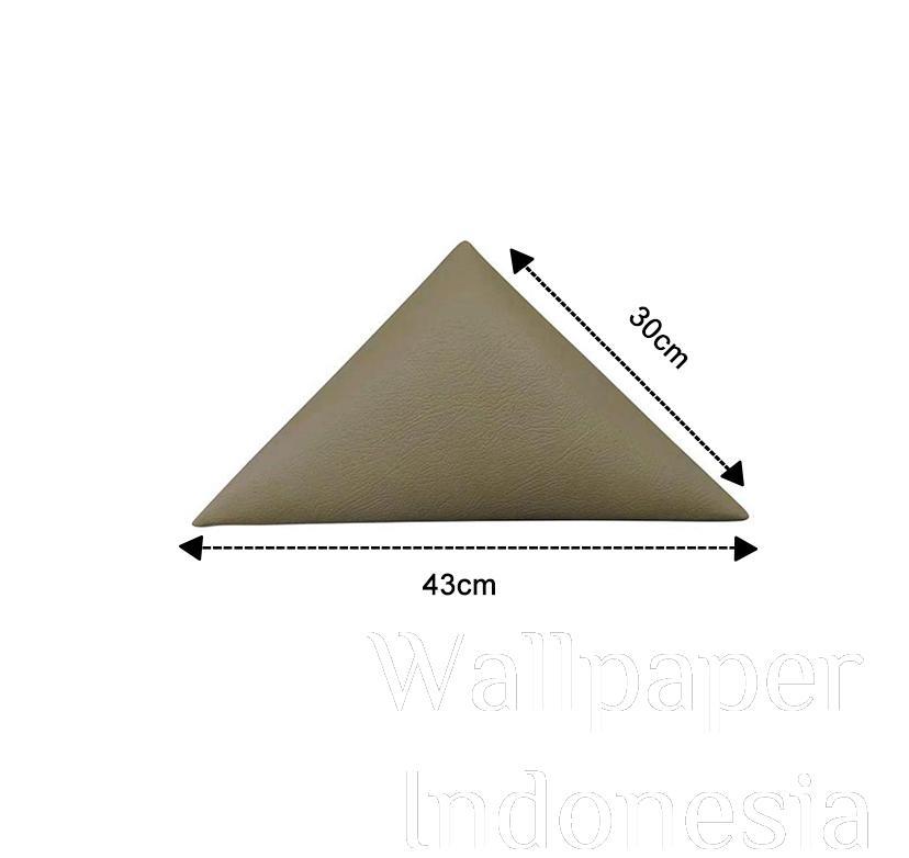 WALLPANEL HEADBOARD STICKER 203 MAGNOLIA 1/2 SISI